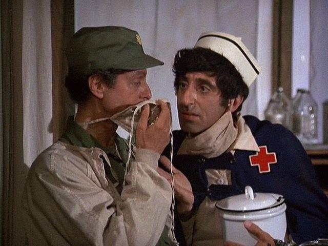 M*A*S*H: Season 3, Episode 5 O.R. (8 Oct. 1974) Jamie Farr , Corporal Maxwell Q. Klinger,, mash, 4077