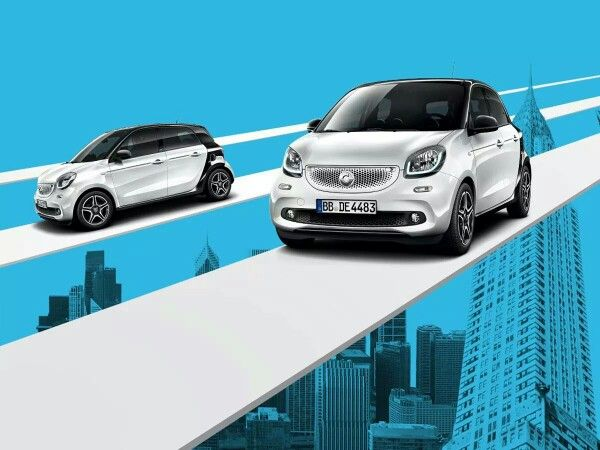 Nuova Smart Forfour 2015