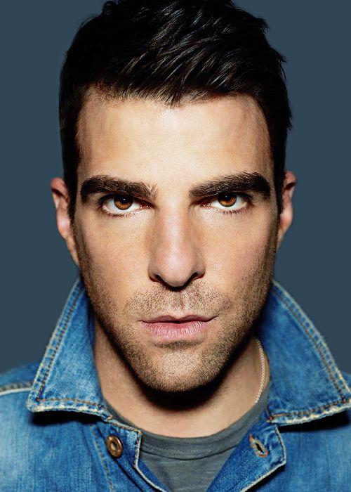 Zachary QuintoZachary Quinto Spock Eyebrows
