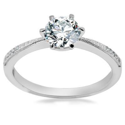 Pierścionek Scarlett, 89 PLN, www.YES.pl/50564-pierscionek-scarlett-AB-S-000-CYR-APOG058 #jewellery #silver #BizuteriaYES #shoponline #accesories #pretty #style