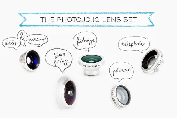 Photojojo iPhone and Android Lens Series - The Photojojo Store!