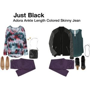 1000  ideas about Just Black Jeans on Pinterest  Tops Black