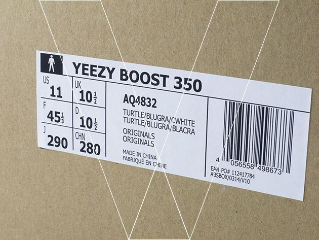 How to Spot Fake Adidas Yeezy Boost 350s | eBay