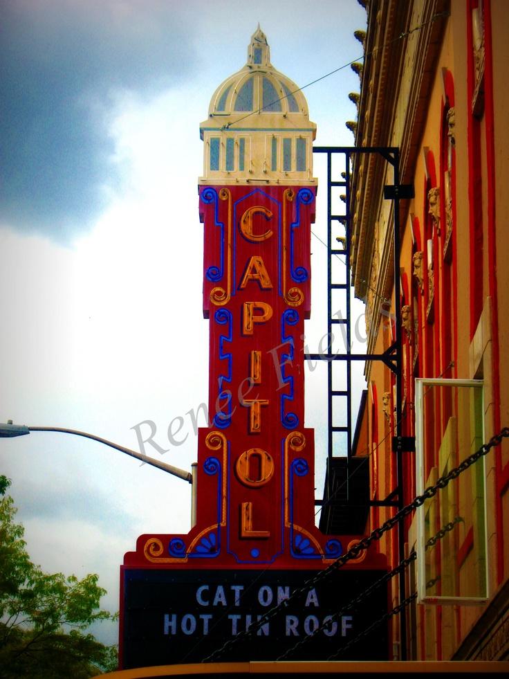 Capitol Theater  Olympia, WA