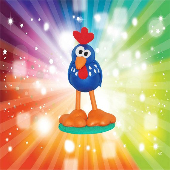 STOCK OFF  40% - 45% DISCOUNT Until all all stock is cleared   LOTTIE DOTTIE CHICKEN FOFUCHA DOLL (10 inches tall)  This is a Fofuchas doll that i love to Craft, i love the entire series since it remembers me when i was a teen.