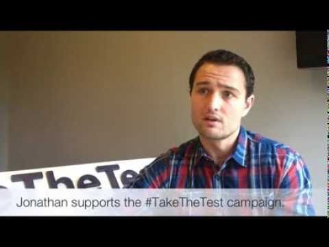 Linfield Football Club's Jonathan Tuffey tells us why he's supporting the Confidante #TakeTheTest campaign www.confidantetest.com