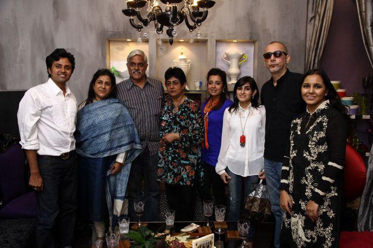 The session witnessed stalwarts from various walks of life such as Gauri Bajoria (fashion designer) Nondon Bagchi (food columnist and musician), Amyt Dutta (musician), Vasundhara Mantri (creative designer), Darshan Shah (entrepreneur) and was hosted by Shrivant More (proprietor, Kaji).