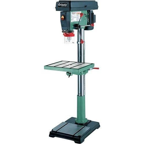 """Shop our G7948 - 12 Speed 20"""" Floor Drill Press at Grizzly.com"""