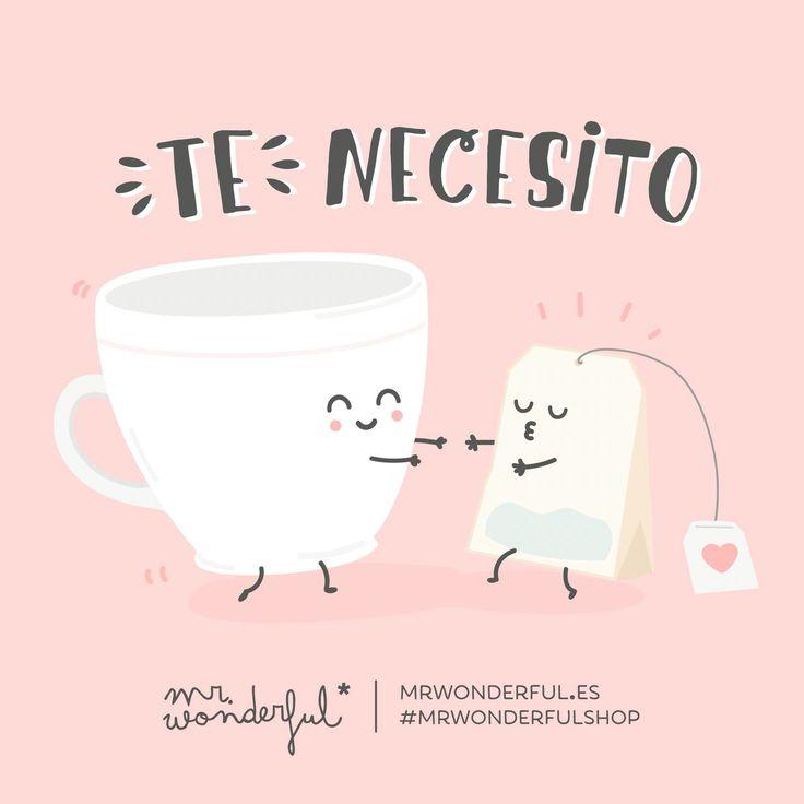 ¡Te necesito!