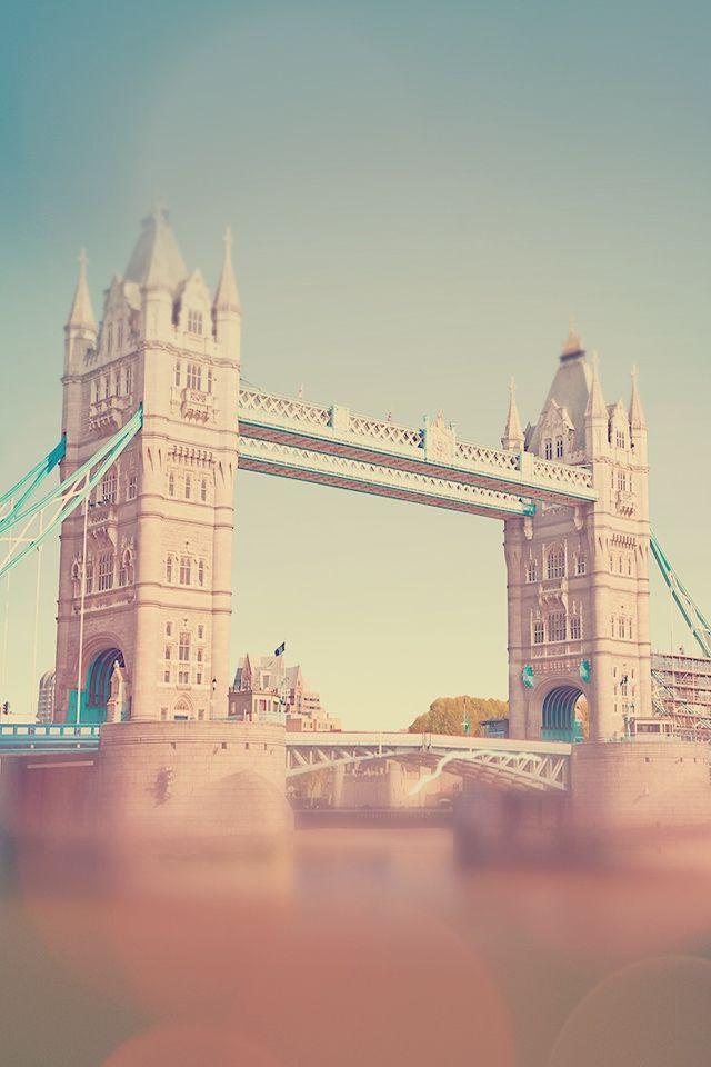UK Tower Bridge  #iPhone 4s #Wallpaper