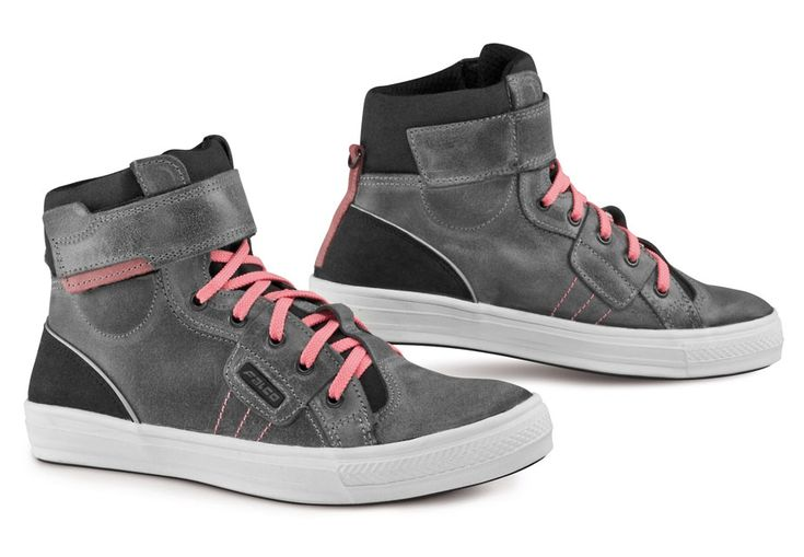 Women's Motorcycle Shoes - KAMILA - FALCO Boots - URBAN LINE