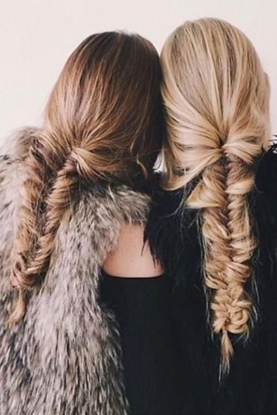 styles for hair braids 4848 best hair trends images on hairstyles 4848 | 0e4cd97d79e3dfcd4c5a0985222a81c1 loose fishtail braids braid hair
