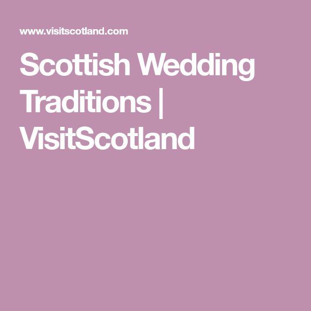 Irish Wedding Gifts Traditions: Best 25+ Scottish Wedding Traditions Ideas On Pinterest