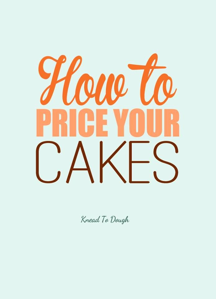 We cover two different cake pricing strategies so you can work out how to price your cakes without relying on facebook groups to help you!