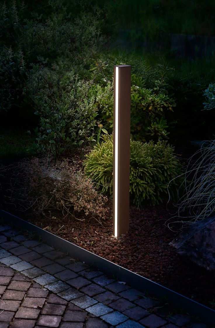 12 best landscape light ideas and benches too images on pinterest