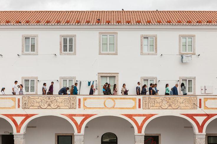 Arquitectura do Open House trocou o Outono pelo Verão #PortoCanal #Acordar #ViagemOnline #PauloFrias 11.04.2016
