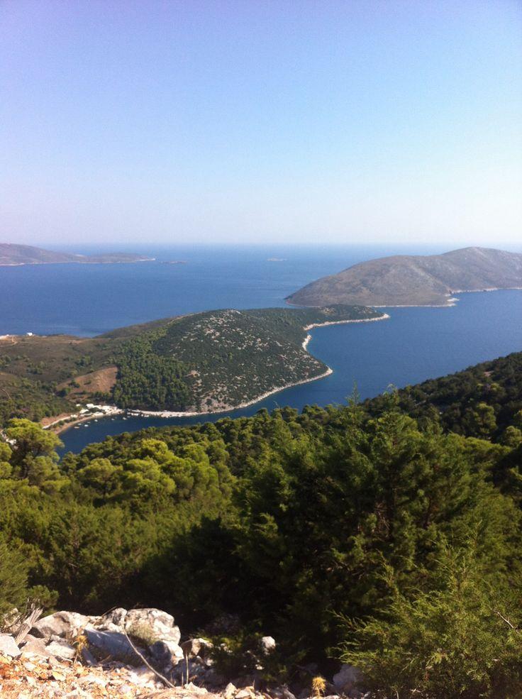 Skyros Greece Valaxa island