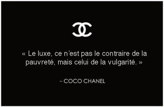 Coco Chanel #Chanel #Citation