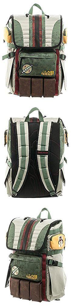 Boba Fett Mandalorian Backpack. Star Wars Boba Fett Laptop Backpack.  #boba #fett #mandalorian #backpack #bobafett #fettmandalorian #mandalorianbackpack