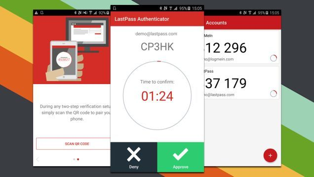 LastPass Authenticator Simplifies Two-Factor Authentication For LastPass Users
