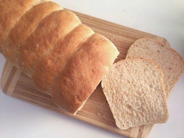 olles *Himmelsglitzerdings*: Toastbrot - so fluffig, so lecker und ganz einfach selbst gemacht