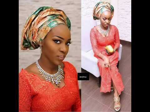 Latest Arrivals of Aso ebi Styles Nigerian Dresses for Pretty Ladies