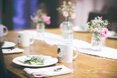 Bridal Shower// El Club del Desayuno Bonito// Fotografía: Norma Grau