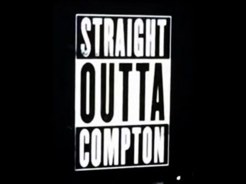 @thegrammys Official Straight Outta Compton Movie trailer @drdre #nwa #g...