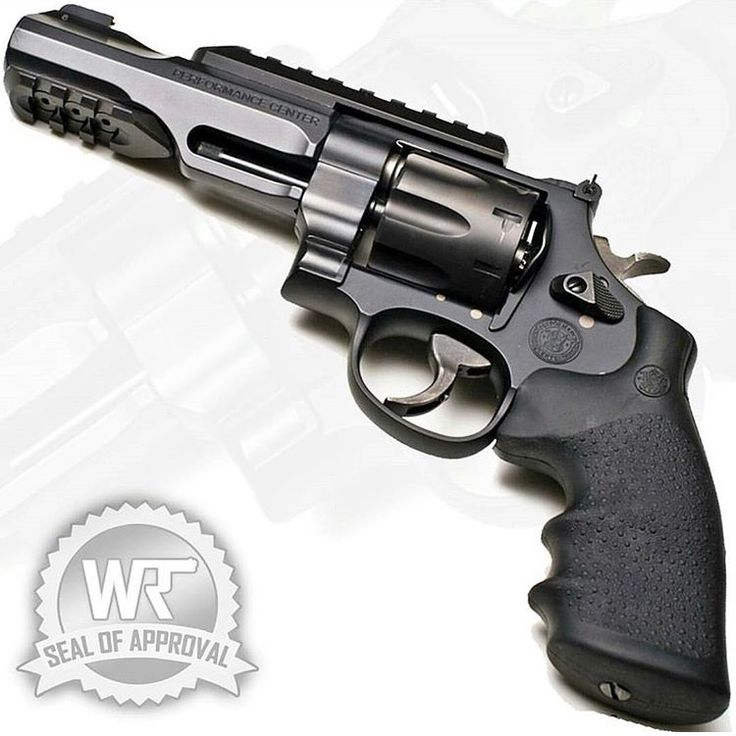 Smith & Wesson TRR8 - .357 Magnum