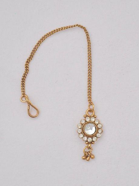 Small Mang tikka - Indian Jewellery