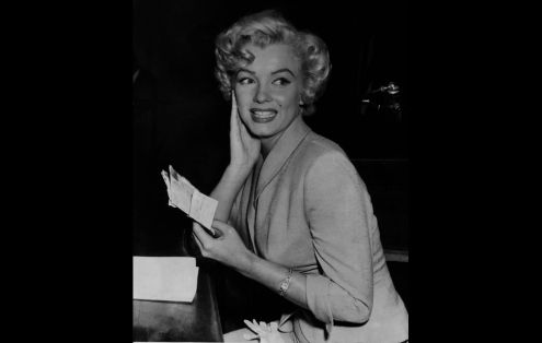 Funeral for a Hollywood legend: The death of Marilyn Monroe - Framework - Photos and Video - Visual Storytelling from the Los Angeles Times