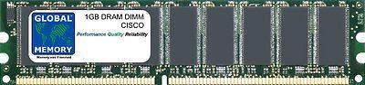 1GB DRAM DIMM CISCO AS5350XM / AS5400X UNIVERSAL GATEWAYS ( MEM-1024M-AS5XM )