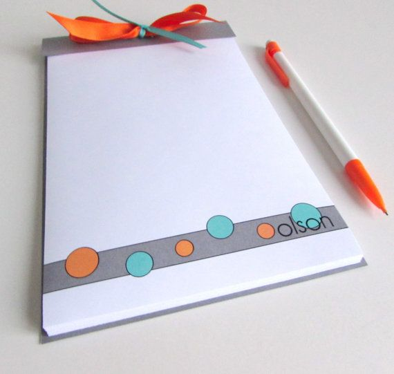 custom printed note paper Notepads (non-adhesive) take your message with these custom printed non-sticky notepads get your logo or design on these notepads and you're sure to make an impression.