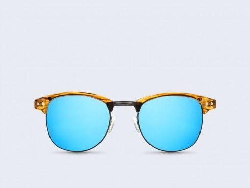 Gafas de sol redondas y relojes de alta calidad | Meller