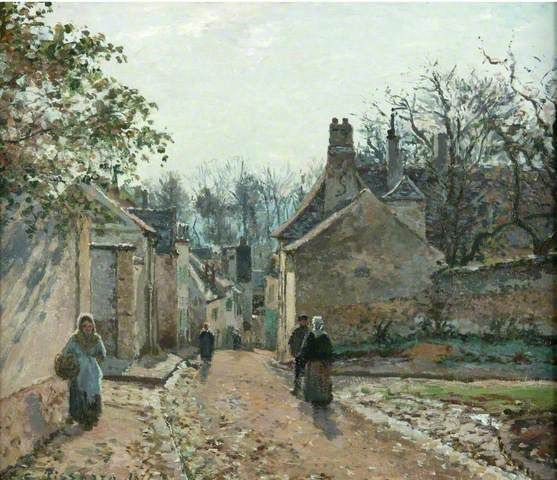 Your Paintings - Camille Pissarro paintings