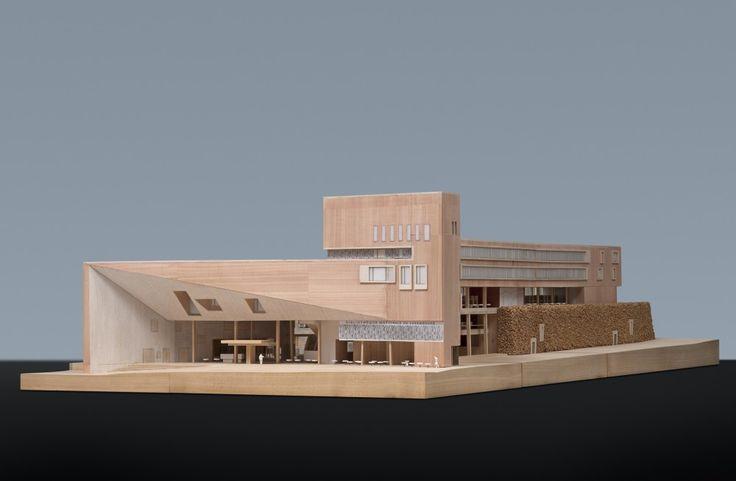 BNL Bibliothèque Nationale de Luxembourg by BOLLES+WILSON