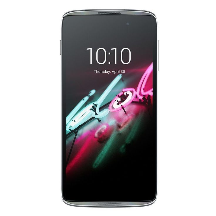 "16GB Alcatel OneTouch Idol 3 5.5"" Unlocked GSM Smartphone (Black) $99.99  Free Shipping & More via Amazon #smartphonealcatel"