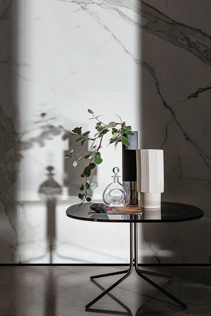 The timeless elegance of Genius coffee #table. Harmonious finishes for each type of #environment  #sovetitalia#design #interior #decor