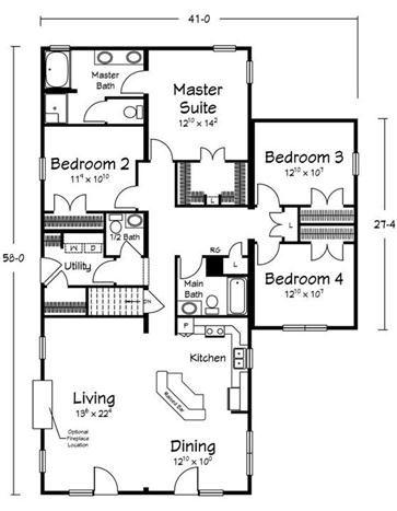 905 best dream homes images on pinterest floor plans for Kentucky dream homes floor plans
