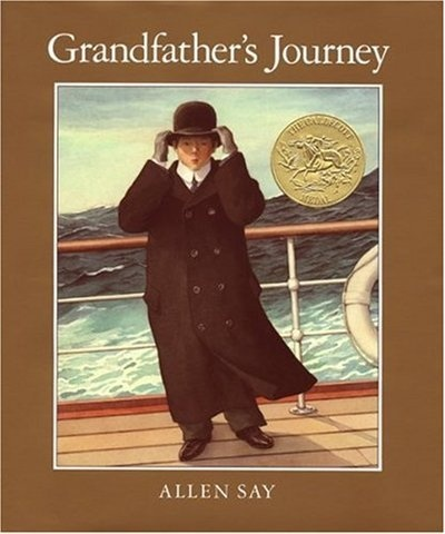 Grandfather's Journey - investigate forms of transportation that the pioneer people used