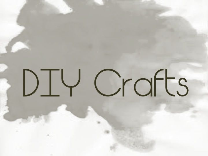 Pinterest Crafts and DIY