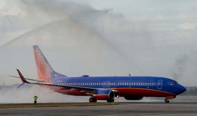 Southwest Airlines deja de volar a Varadero y Santa Clara