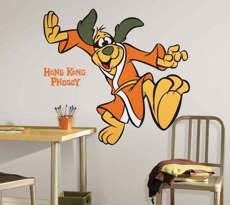 hong kong phooey image to download, 229 kB - Madison London