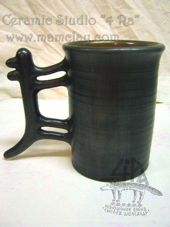 """4-043 - Студия керамики """"4Ра"""". Посуда, изразцы, панно ручной работы."""