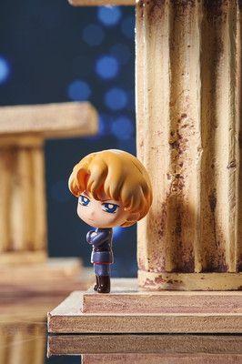 Crunchyroll - Sailor Moon Dark Kingdom Version Petit Chara Set - Sailor Moon Crystal