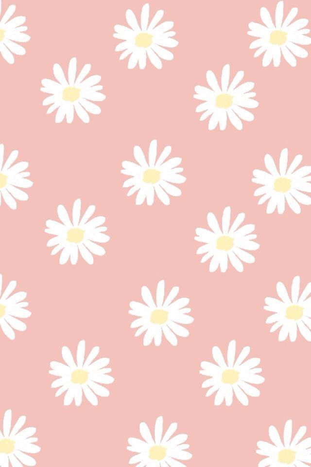 My Home Screen Cute Prints Patern Designs Vintage Flowers Wallpaper Tumblr Iphone Wallpaper Daisy Wallpaper
