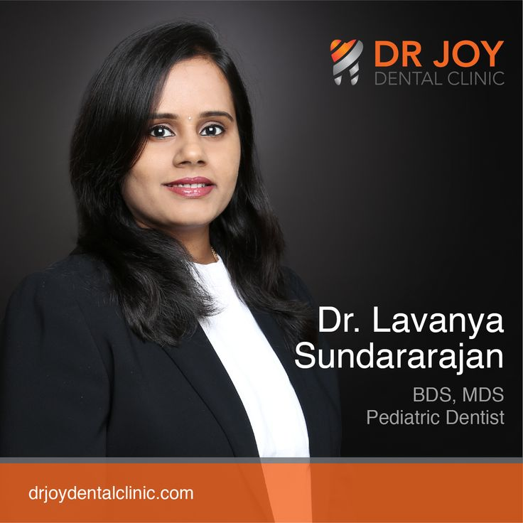 We'd like to give our new Pediatric Dentist, Dr. Lavanya Sundararajan, a warm welcome. Dr. Lavanya has been trained in all aspects of Pediatric and Preventive Dentistry. She is now seeing patients in our Burjuman practice. Tel: +971 4 3555357