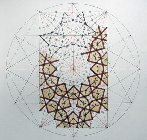 http://artofislamicpattern.com/ (c) Art of Islamic Pattern. Coming soon to the Islamic Art Revival Series!