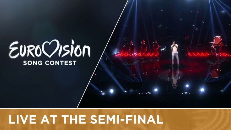 Freddie - Pioneer (Hungary) Live at Semi - Final 1 of the 2016 Eurovisio... Vote for Freddie!!!!!!!!! He is the Best!