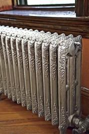 Q: We have a Victorian house with a very efficient steam heat system that is relatively inexpensive for the size of the house. The problem: We are unable to find paint for the radiators and pipes that will withstand high temperatures. We have stripped the radiators several times and tried various paints; the last try was spray paint but to do one small radiator it took more than eight cans. Some of the radiators are very large, and the finish is already chipping. I am getting ready to…